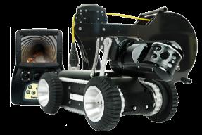 DeepTrekker Pipe crawler 2