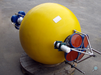 MSInc ADCP Buoy