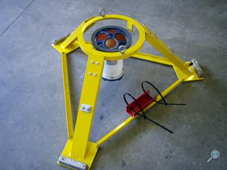 3 legged frame