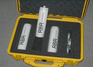 RBR tide gauges