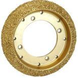 "10"" Carbide Grit Wheels"