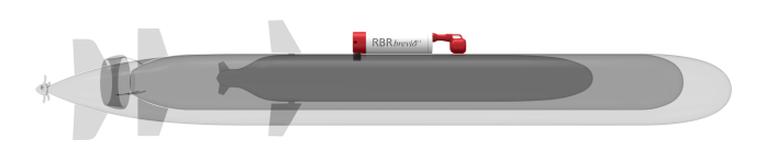 RBRbrevio³-AUV
