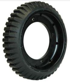 """Wheel Kit for 12"""" Pipe"""